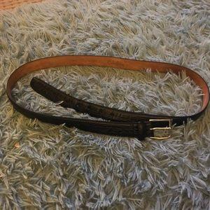 Cole Haan Men's belt